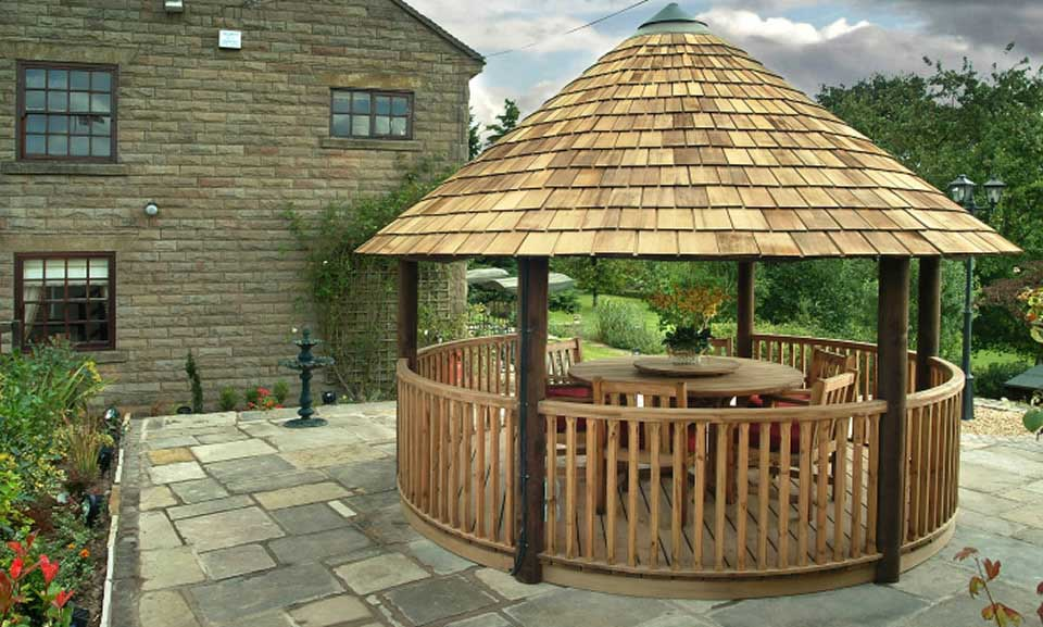 Wooden-Garden-Gazebo-Ideas